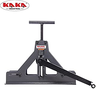 KAKA Industrial TR-40 Square Tube Roll Bender, Solid Construction Square and Rectangular Tubing Bender, Portable Tubing Rolling Bender