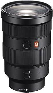 Sony SEL2470GM FE 24-70 mm F2.8 Full Frame G Master Lens, Black