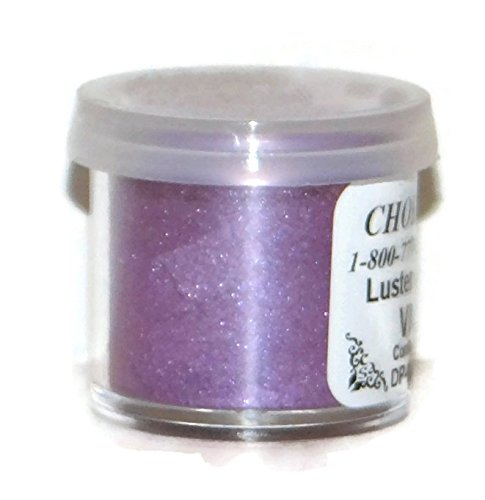 Candy Molds N More Violet Luster Dust 2 Grams Cake Decorating Dust DP-25