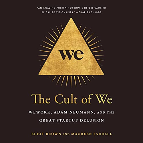 The Cult of We cover art