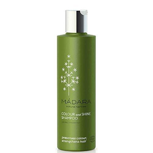 MÁDARA Color and Shine Shampoo, 250 ml