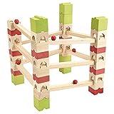 Jeujura - 8363- Jeux de Société-Circuit de Billes - 67 Pieces