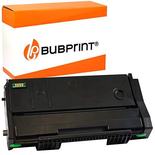 Bubprint Toner kompatibel für Ricoh 407166 für Aficio SP100 SP100e SP100SF SP100SU SP112 SP 112 SP112e SP112SF SP112SFe SP 112SU SP112SUe Schwarz