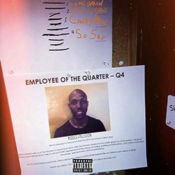 Employee Of The Quarter