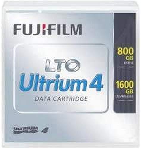Fuji LTO Tape Ultrium 4 1/5,1 cm (2 Zoll) Cartridge (mit 800-1600 GB, Speicherkapazität)