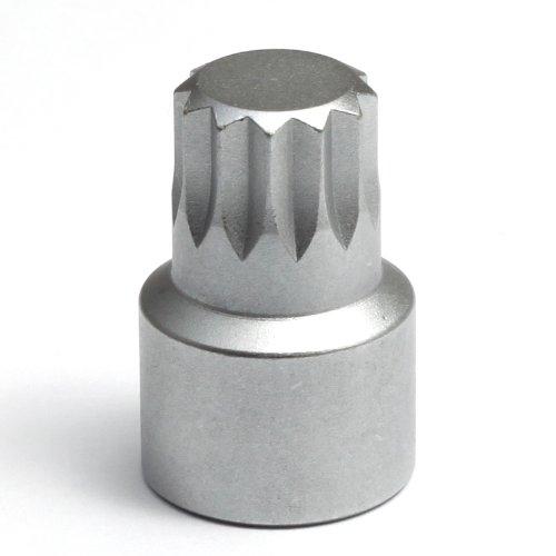 14mm Triple Square XZN Socket for VW/Audi