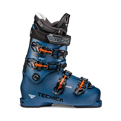 Tecnica Mach Sport MV 110X Chaussures de Ski pour Homme, Dunkelblau (295), 29.5