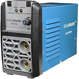 Welding inverter BauMaster 270A welder IGBT ARC DC 220V welding machine wide voltage range 160-250V