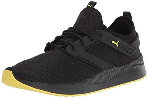 PUMA Pacer Next Excel - Zapatillas deportivas unisex para adultos, color Negro, talla 37.5 EU