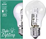 5 x Style Lighting Lampadina Alogena a Risparmio Energetico Super...