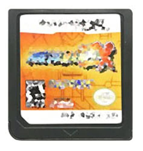 TYLJ MYBHD DS Juego Cassette Console Karoke Man Series Inglés Idioma Inglés...
