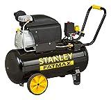 Stanley 2017211 Compresor D 211/8/50S (compacto; eléctrico; presión 8 bar; 35 kg; tanque 50 L; potencia del motor: 2 CV)