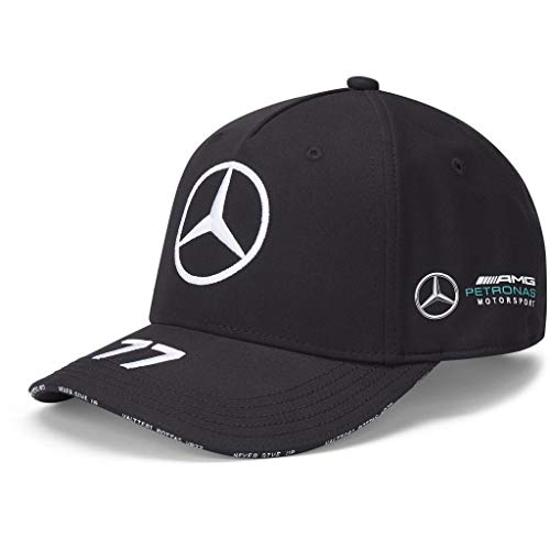 Fuel For Fans Formula 1 Unisex-Adulto 2020 Team cap, Unisex - Adulto, 141101079, Nero, Taglia Unica