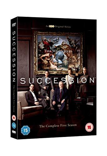 Succession: Season 1 [DVD] [2018]