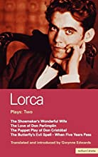 Lorca Plays: Two: The Shoemaker