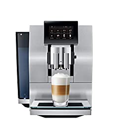 JURA Z8 fully automatic home espresso maker received superior ratings in our 2020 review and buyers guide