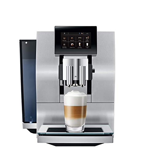 Check Out This JURA Z8 Automatic Coffee Machine