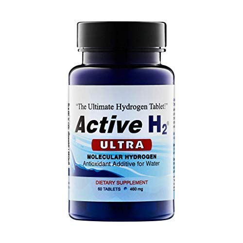 Active H2 Ultra Molecular Hydrogen 460mg, 60 Tablets