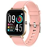 Fitness Tracker Smart Watch Waterproof Activity Tracker with Heart Rate Monitor SmartWatch with Step...