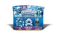 スカイランダーズ スパイロの大冒険 氷の帝国 Skylanders Spyro's Adventure Pack Empire of Ice 「並行輸入品」