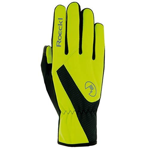 Roeckl Herren Roth Handschuhe, Neongelb (215), 10.5