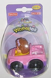 Fisher Price Little People Wheelies Easter Pickup