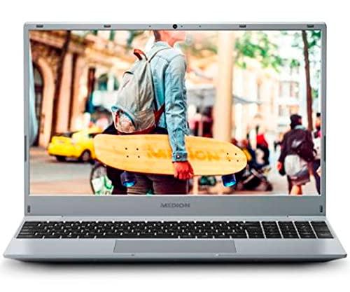 MEDION AKOYA E15301 Plata PORTÁTIL 15.6'' FullHD RYZEN 3 3200U 256GB SSD 8GB RAM HDMI USB FREEDOS - (MD62018)