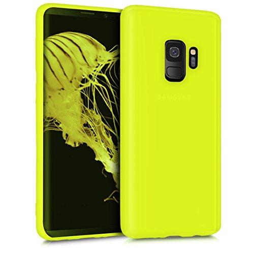 kwmobile Cover Compatibile con Samsung Galaxy S9 - Custodia in Silicone TPU