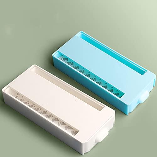 ABCSS Caja de Almacenamiento de cajón y portalápices/Caja de Almacenamiento de Escritorio/Bandeja Oculta,Adecuado para la Oficina en casa de los Estudiantes