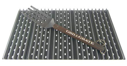 Best Prices! GrillGrate 5 Panel Set of 13.75 The GrateTool 13.75 L x 25.5 W