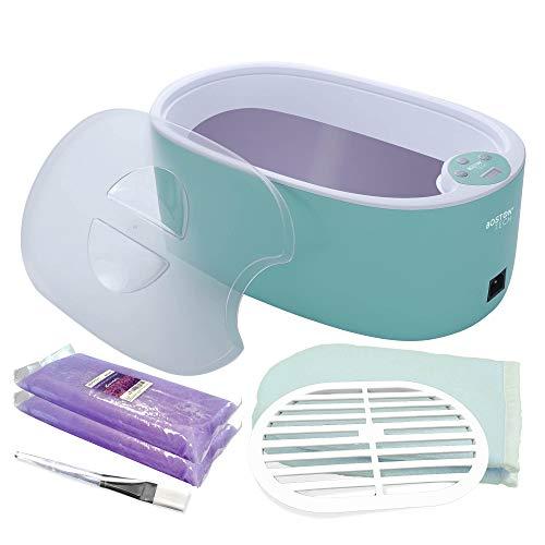 Baño Calentador de parafina para manos y pies. Calentamiento Rápido Usado en...