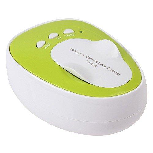 careforyou® Portable Mini ce-3200Professionelle Digitale Ultraschall Kontaklinsenpflegemittel 7W 46kHz Reinigung Gadget Maschine Daily Care