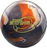 Columbia 300 Dynamic Swing Pearl Bowling Ball - Copper/White/Smoke 12lbs