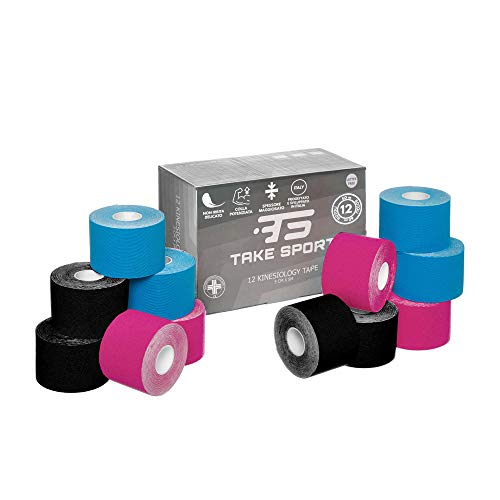 Rocktape Kinesiology elastico sport Tape Physio RUNNING CALCIO CICLISMO RUGBY