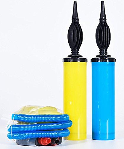 JINGBO Air Compressor Ballon Opblaasbare Voet Type Hand Push Ballooning Opblaasbare Gereedschap