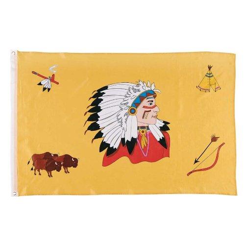 Goki Flagge Indianer