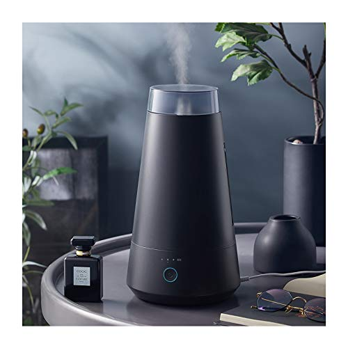 XIAOSAKU Humidifiers for Bedroom Household Humidifier Mute Large Fog Volume Bedroom Mini Pregnant Woman Baby Air Purifier Small Aromatherapy Cold Fog Humidifier Humidifiers with Essential Oils