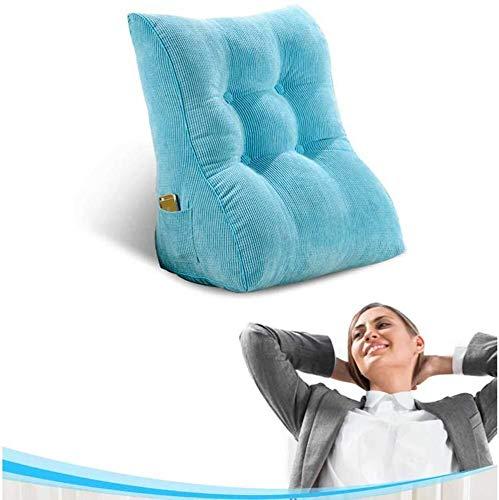 HF-wigvormig kussen voor slaapbank, bureaustoel