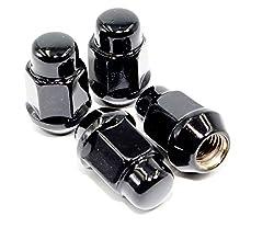 Set of 20 Veritek 12x1.5mm 13//16 21mm Hex 1.07 27.2mm Length Chrome OEM Factory Style Acorn Seat Lug Nuts for Mazda Hyundai KIA Factory Wheels