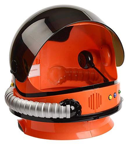 Jr. Astronaut Helmet w/Sound (Orange)