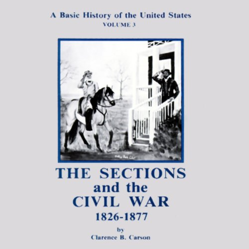 A Basic History of the United States, Vol. 3 audiobook cover art