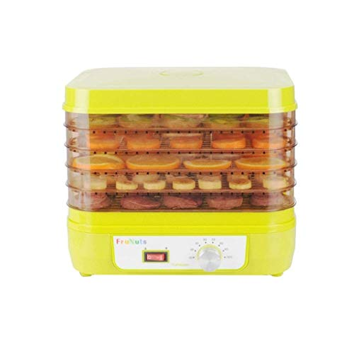 Find Discount ZOUQILAI Square Food Dehydrator Machine - Electric Multi-Tier Food Preserver, Meat or ...