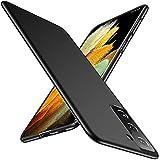 Humixx für Samsung Galaxy S21+ Plus Hülle, 0.5mm Extrem Dünn Handyhülle Samsung S21+ Plus Hülle Slim Leicht Anti-Fingerabdrucke Anti-Kratzer Matte Schutzhülle für Samsung Galaxy S21+ Plus (6.7 Zoll)