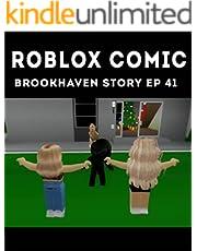 Roblox Comic: Brookhaven Story Ep 41 (English Edition)