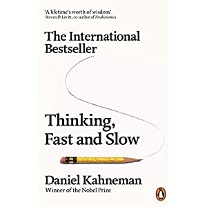 Thinking, Fast and Slow 01 Edition, Kindle Edition