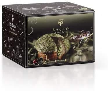 Panbacco al pistacchio Bacco da 900 gr appena sfornato