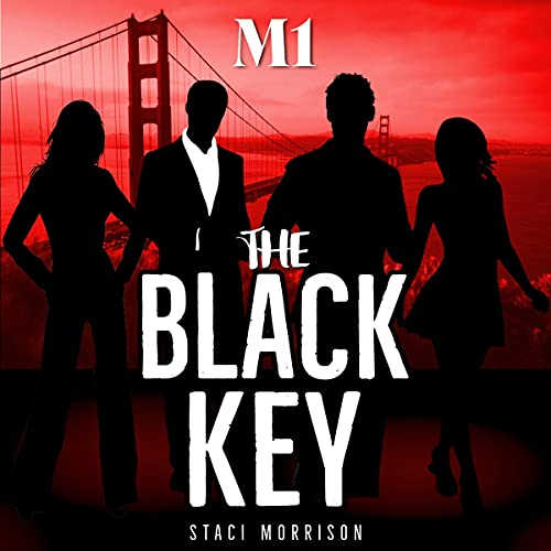 M1-The Black Key Audiobook By Staci Morrison cover art