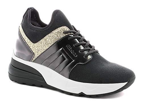 Inblu Ienne - Zapatillas deportivas para mujer con cordones,...
