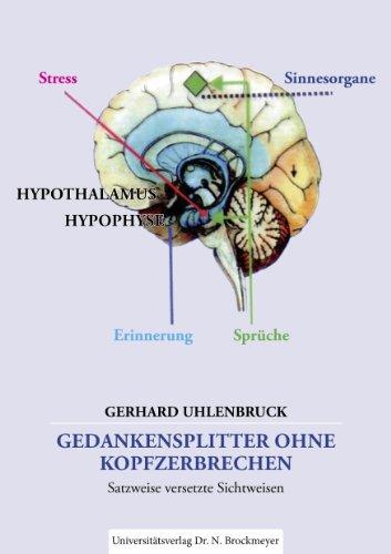 Gedankensplitter ohne Kopfzerbrechen.: Satzweise versetzte Sichtweisen