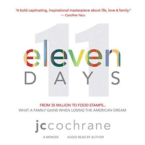 Eleven Days audiobook cover art